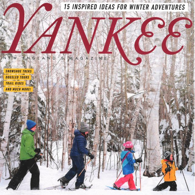 Yankee Magazine Cover Retirement Issue