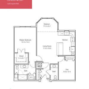 Ellis Floor Plan