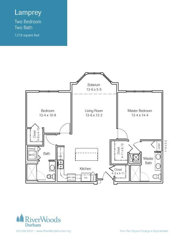 Lamprey Floor Plan